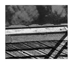 holes & stripes composition (Armin Fuchs) Tags: arminfuchs nomansland holes stripes diagonal light shadows anonymousvisitor thomaslistl wolfiwolf jazzinbaggies 6x7