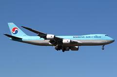 Korean Air Cargo | B747-8F | HL7629 | FRA | 21.09.2019 (Norbert.Schmidt) Tags: koreanair koreanaircargo cargo fra b7478f b747 boeing frankfurtairport