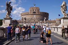 Engelsburg, Rom (AWe63) Tags: rom italien city stadt pentax pentaxk1mkii cawe63 andreasweyermann