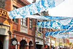 DN10620a--2019三峽藍染節,2019新北市三峽藍染節,藍染,三峽老街,新北市,三峽區(A7RII,AdobeRGB) (吳志學 台灣影像相簿) Tags: