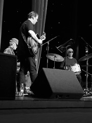 Partisans. Scarborough. '19. P2520148 (Imagine Bill) Tags: scarboroughjazzfestival scarboroughjazz scarboroughspacentre scarboroughspa partisans philrobson genecalderazzo thaddeuskelly thadkelly