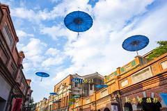 DN10621a--2019三峽藍染節,2019新北市三峽藍染節,藍染,三峽老街,新北市,三峽區(A7RII,AdobeRGB) (吳志學 台灣影像相簿) Tags: