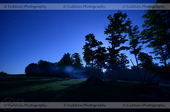 As the Moon Appears (ficktionphotography) Tags: starphotography stars moonscape landscape starscape skyscape nature naturephotography cherrysprings pennsylvania explore