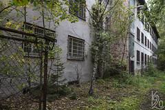 Prison / Vězení (katka.havlikova) Tags: abandoned prison vězení czech czechrepublic českárepublika building decay lost derelict crime urbex urbanexploration urban exploration