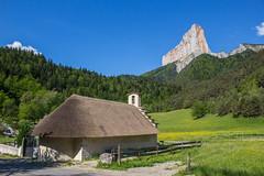 Autour du Mont Aiguille (Izzz38) Tags: vercors parc naturel régional romain izylowski montagne paysages mont aiguille chichilianne innaccessible falaise alpinisme merveille dauphiné tresane