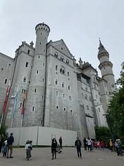 Leaving Neuschwanstein (kepibear) Tags: europe schwangau 2019 castle germany neuschwanstein iphonexsbackdualcamera425mmf18