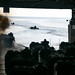 U.S. Marines Sailors assigned to USS Green Bay depart the USS Green Bay using AAVs during Tiger Strike 2019