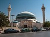 King Abdullah I Mosque, Amman, 20100916