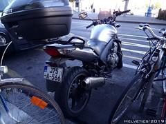 Motorcycle - Bosnia and Herzegovina (Helvetics_VS) Tags: licenseplate bosniaandherzegovina