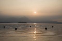 Les limites du merveilleux **--- °-° (Titole) Tags: sunrise titole nicolefaton coffres five lake lacmajeur ripples mist mountains lagomaggiore challengeyouwinner thechallengefactory friendlychallenges