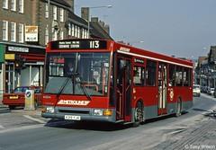 K319YJA London Buses LBL Metroline LN19 (theroumynante) Tags: k319yja london buses lbl metroline ln19 dennis lance northern counties edgware greaterlondon bus singledeck stepentrance route113 113
