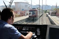 ERT-062-Meta-Italy-21-9-2019 (D1021) Tags: ert062 emu metergauge meta metastation italy italianrailway d300 nikond300
