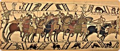 The Bayeux Tapestry, a unique artefact created in the 11th century (2) (Ioan BACIVAROV Photography) Tags: bayeuxtapestry artefact history 11thcentury masterpiece conquestofengland william dukeofnormandy 1066 embroidery bayeux tapestry art artistic normandia unique histoire normandie france