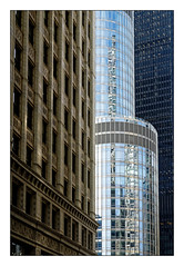 Chicago's buildings (Jean-Louis DUMAS) Tags: city cityscape architecture architect architecte architectural architecturale bâtiment building reflecting chicago sony art batiment twop tower award photos maniac illinois tour photoadd travel voyage trip