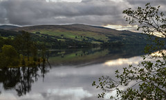 Photo of Loch Tay from Kenmore