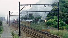009 Ghost Steam Train (Awesome Image Maker NZ) Tags: canonslidebestof flickr flickr2 ja1234 slides ghosttrain steamexcursion steamtrain