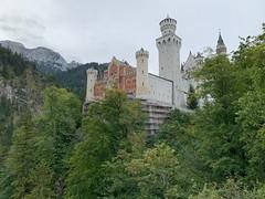 Neuschwanstein Castle from Afar (kepibear) Tags: europe schwangau 2019 castle germany neuschwanstein iphonexsbackdualcamera425mmf18