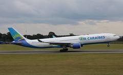 F-HPTP Airbus A330-323 Air Caraibes (R.K.C. Photography) Tags: fhptp airbus a330323 a330 aircaraibes caj french aircraft aviation airliner luton bedfordshire england unitedkingdom uk londonlutonairport ltn eggw canoneos750d