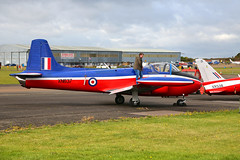 G-BKOU / XN673 North Weald 28/09/19 (Andy Vass Aviation) Tags: northweald jetprovost royalairforce gbkou xn673