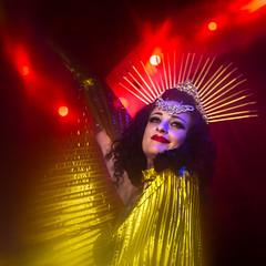 see that girl, watch that scene (gh0stdot) Tags: lensfilter nightlife london doublerclub club stage bethnalgreen davidlynch cabaret canon 80d portrait bestviewedonamac
