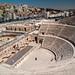 Roman amfitheater, Amman, 20100915