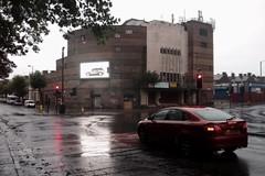 Project 365 #273: 300919 Rainy Corner (comedy_nose) Tags: gaumontcinema mondeo project365 rain shittyweather