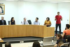 30-09-2019 CST para inclusão efetiva de pessoas com deficiência (Assembleia Legislativa do Estado de Mato Grosso) Tags: 2019 cst câmarasetorialtemática wilsonsantos deficiência almt
