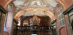 Clementinum, Baroque Library (Victor O') Tags: clementinum baroque library klementinum prohlídky barokní knihovna astronomická věž czech republic prague praha bohemia lands