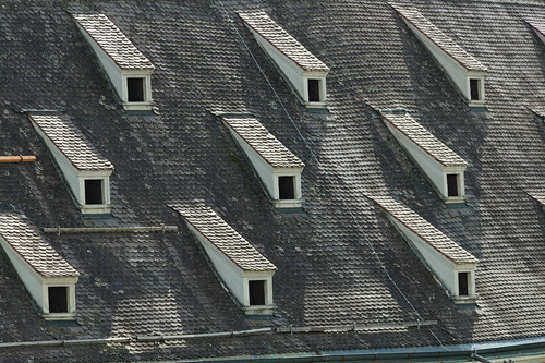 schloß ambras roof
