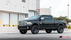 Dodge Ram on 4Play 4P80 (champion4x4) Tags: dodge ram 1500 dodgeram dodgeram1500 4play 4playwheels 4p80 lifted truck tires offroad miami photography photoshoot warehouse florida south southflorida