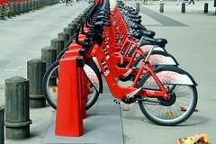 BICING - ESTACIÓ 419 (Yeagov_Cat) Tags: 2019 barcelona catalunya bicing estació419 419 bicicletesdelloguer passeiglluíscompanys passeigdelluíscompanys