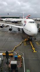 IMG_20190929_083654 (Al Henderson) Tags: london heathrow airport lhr egll aviation airliner planes britishairways ba baw speedbird boeing 747 747400 jumbo gcivx gcivh