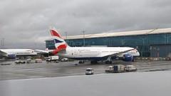 #SweetChariot (Al Henderson) Tags: london airport heathrow aviation planes airliner lhr egll ba britishairways baw speedbird gzbka boeing 787 dreamliner sweetchariot 7879
