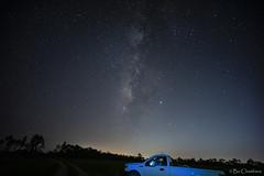 Okaloacoochee Slough (Bo Chambers) Tags: milkyway sky night stars astronomy planets