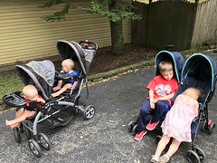 "The Kids in Strollers Heading to Last Fling • <a style=""font-size:0.8em;"" href=""http://www.flickr.com/photos/109120354@N07/48823588972/"" target=""_blank"">View on Flickr</a>"