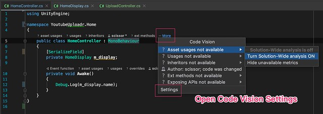 Code Vision