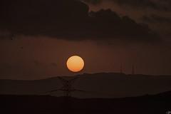 _DSC2105 (Jesús Carmona) Tags: amanecer sol nube contraluz