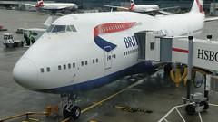IMG_20190929_085805 (Al Henderson) Tags: london heathrow airport lhr egll aviation airliner planes britishairways ba baw speedbird boeing 747 747400 jumbo gcivx