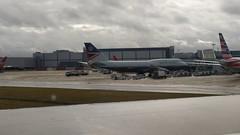 Landor (Al Henderson) Tags: london heathrow airport lhr egll aviation airliner planes britishairways ba baw speedbird boeing 747 747400 jumbo gbnly landor retro scheme