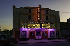 A little bit of Vassar Michigan (TAC.Photography) Tags: nocturnal nightlights nightscene movietheater vassar