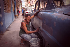 Streets of Havana - Cuba (IV2K) Tags: havana habana lahabana cuba cuban cubano caribbean sony rx1 sonyrx1 habanavieja centrohavana