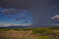 Open Air (Steven Maguire Photography) Tags: arizona cochisecounty clouds lightning landscape monsoon southwest skyscape benson rain