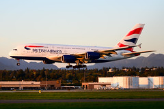 CYVR - British Airways A380-800 G-XLEJ (CKwok Photography) Tags: yvr cyvr british airways a380