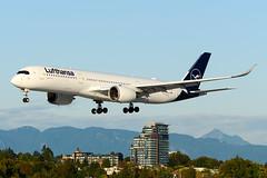 CYVR - Lufthansa A350-900 D-AIXO (CKwok Photography) Tags: yvr cyvr lufthansa a350 daixo
