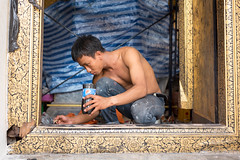 L1009444-1 (nae2409) Tags: art renovation repair painting leica m10 35mm summilux thailand temple
