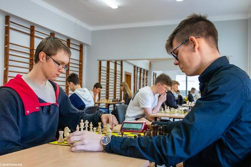 Mistrzostwa I LO Świdnica w Szachach-63