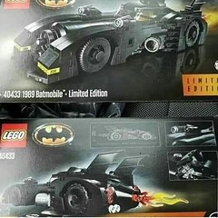 2019-2020 lego leaks (Jacob Customs) Tags: lego batman batmobile ultimate collector series ucs dc collectable minifigure huntress year one