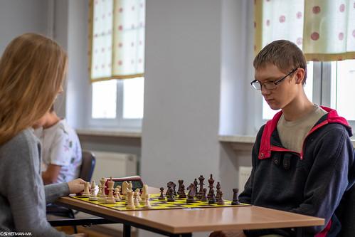 Mistrzostwa I LO Świdnica w Szachach-34