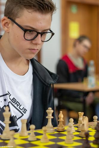 Mistrzostwa I LO Świdnica w Szachach-19