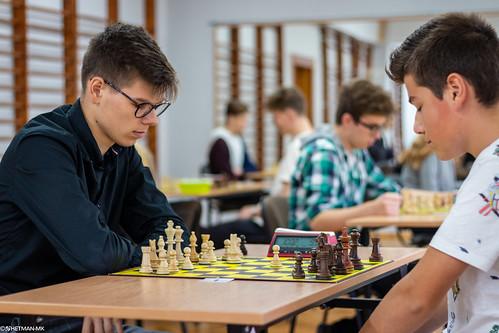 Mistrzostwa I LO Świdnica w Szachach-4